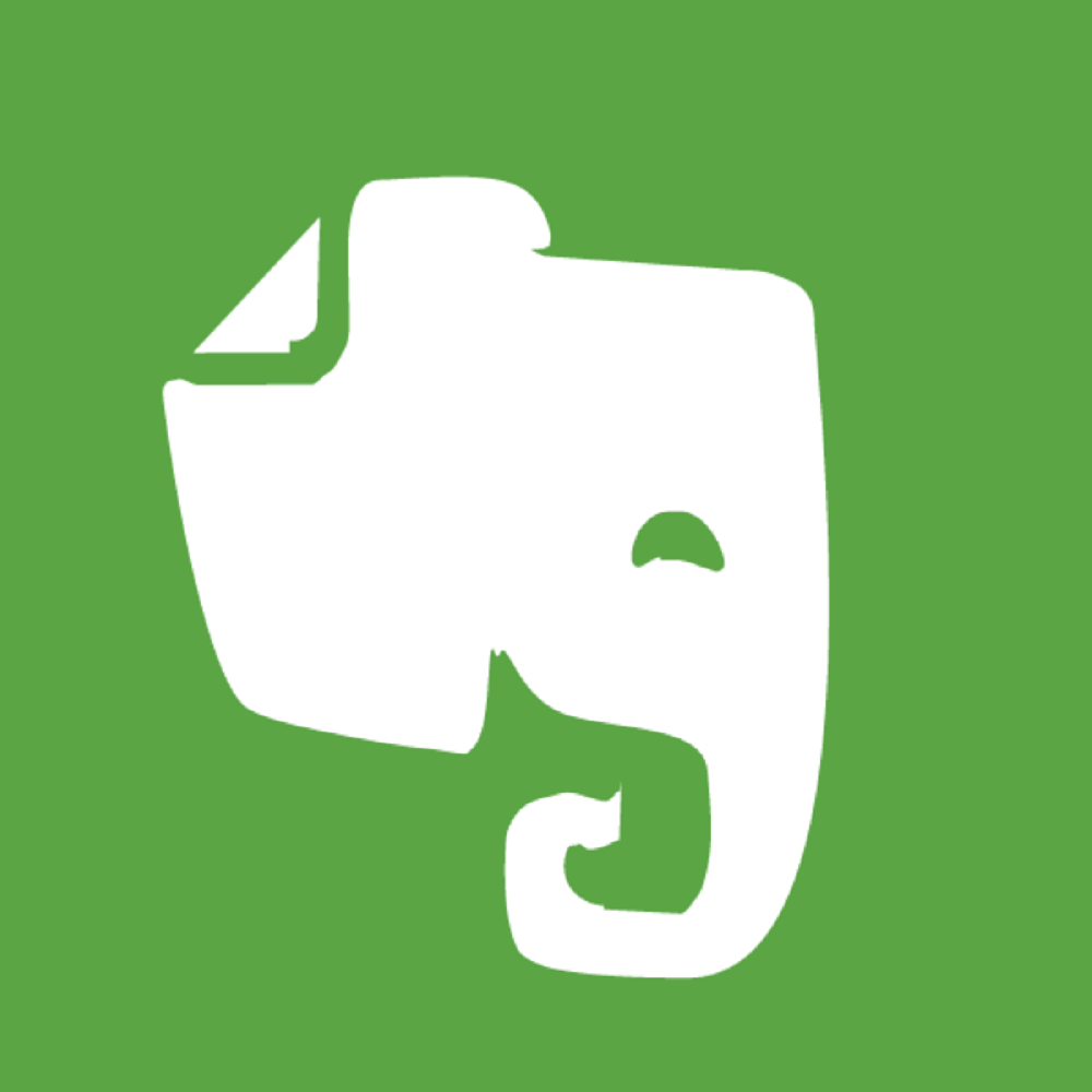 Evernote - Note Taking and File Storage Software Suite